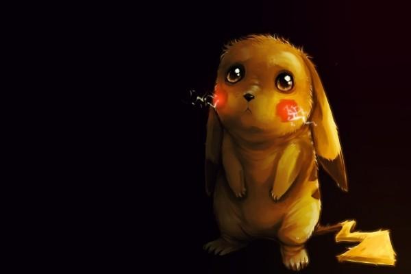 Tierno Pikachu
