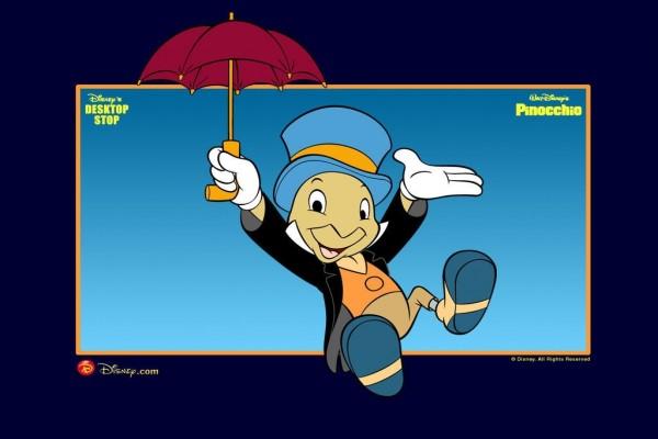 Pepito Grillo (Jiminy Cricket)