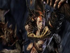 Postal: Kratos vs Asesinos