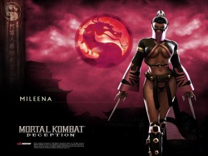 Postal: Mileena (Mortal Kombat Deception)