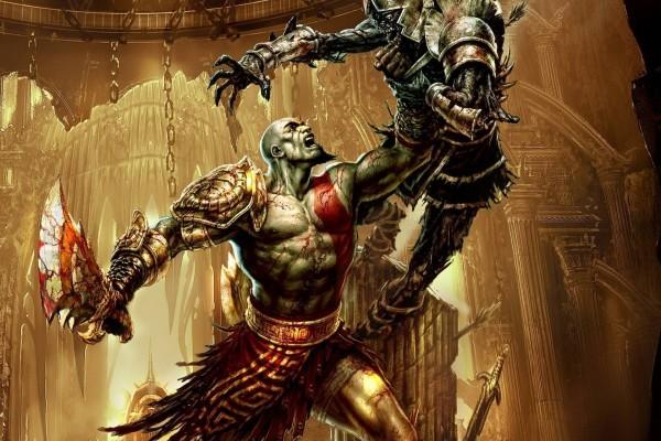 Kratos vs Guerrero