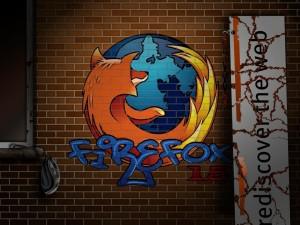 Postal: Grafiti Firefox