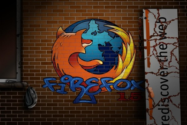 Grafiti Firefox