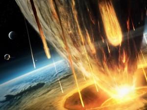 Postal: El fin de la Tierra