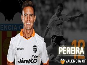 Joao Pereira, jugador del Valencia CF