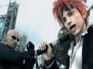 Ruda y Reno (Final Fantasy VII: Advent Children)