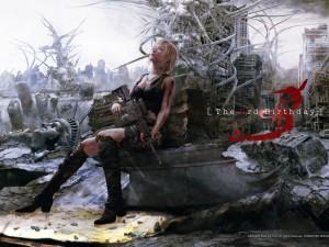 Aya Brea, Parasite Eve 3