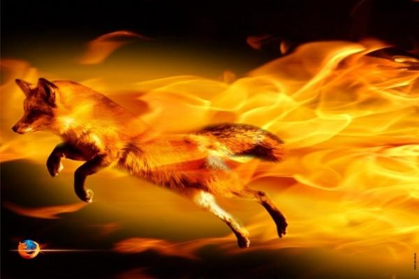 El zorro de Firefox