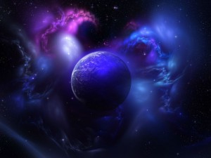 Estela espacial