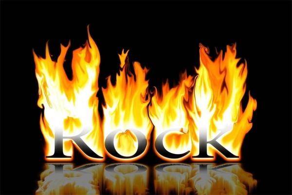 Rock en llamas