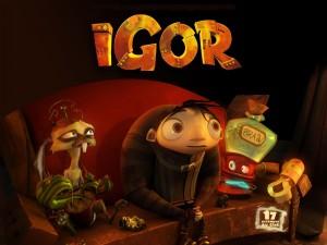 Postal: Igor