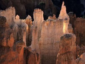 Chimeneas de hadas en el Parque Nacional del Cañón Bryce