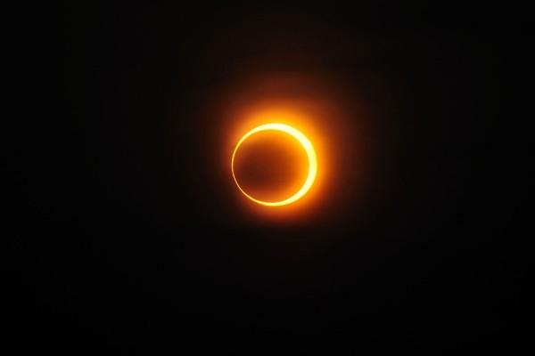 Eclipse solar anular