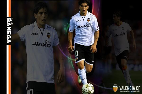 Éver Banega, Valencia CF