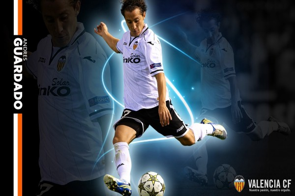 Andrés Guardado, Valencia CF