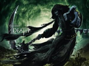 Muerte, Dante's Inferno