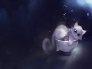 Postal: Gatito