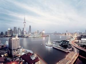 Postal: Ciudad de Shanghai, China