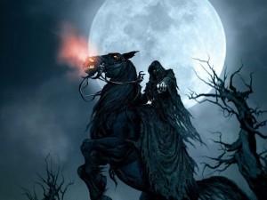 El jinete oscuro