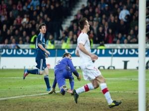 Lionel Messi (Suiza vs Argentina, 29 de febrero de 2012)