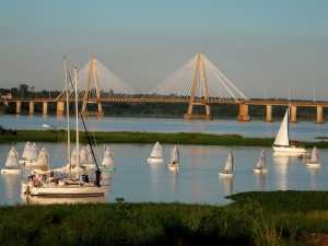 Puente Internacional San Roque González de Santa Cruz (Argentina)