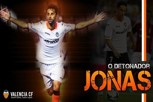 Jonas, Valencia CF