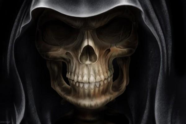 La cara de la muerte