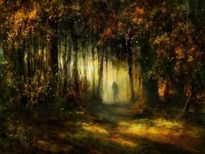 Bosque tenebroso