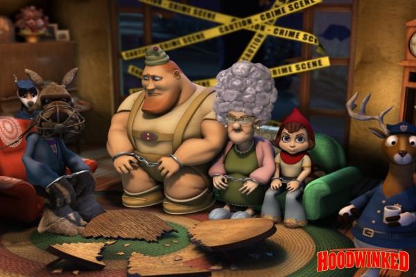 Hoodwinked! (La Verdadera Historia de Caperucita Roja)