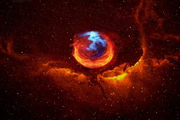 Nebulosa Firefox