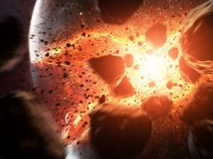 Explosión sideral