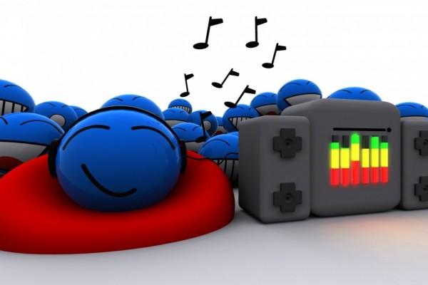 Siente la música