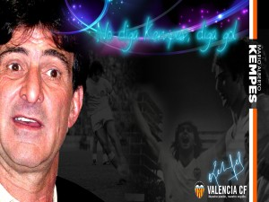 Kempes, Valencia CF
