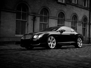 Postal: Bentley Continental