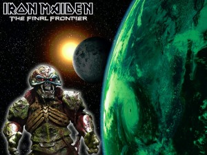 Iron Maiden, The Final Frontier