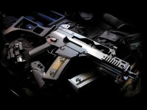 Postal: Armas de asalto