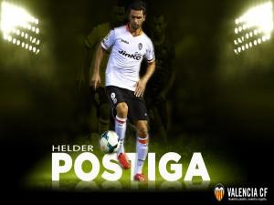 Helder Postiga, Valencia CF