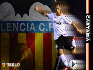 "Postal: Federico Nicolás Cartabia ""Fede"", Valencia CF"