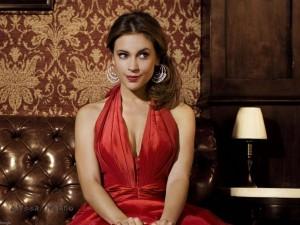 """Alyssa Milano en """"Charmed"""""""