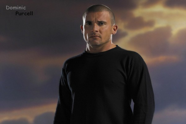 El actor Dominic Purcell