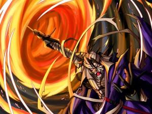 Postal: Makoto Shishio (Rurouni Kenshin)