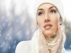 Postal: Belleza invernal