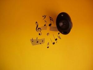 Que suene la música