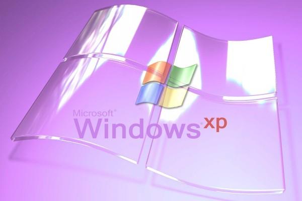 Windows XP tras el cristal