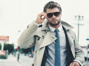 Postal: El actor australiano Chris Hemsworth