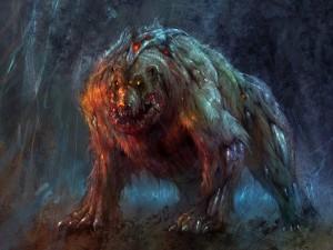 Criatura diabólica