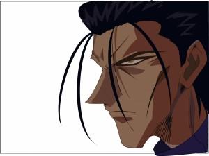 Hajime Saito, Rurouni Kenshin
