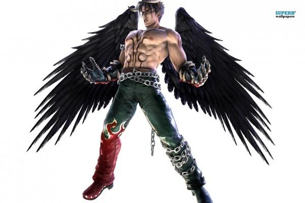 Devil Jin (Tekken)