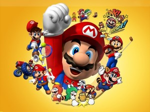 Postal: Los mundos de Mario