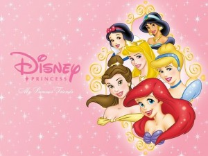 Mis amigas princesas
